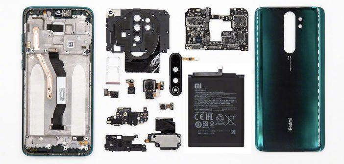 Componentes internos del nuevo Redmi Note 8 Pro. Noticias Xiaomi Adictos