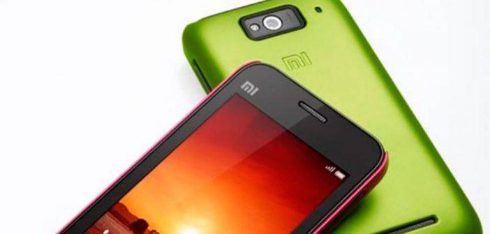 Xiaomi Mi 1, así fue el primer smartphone de la compañía china. Noticias Xiaomi Adictos