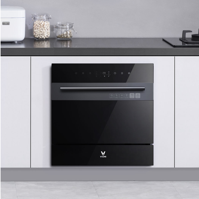 Viomi Smart Dishwasher 2019, características, especificaciones, precio. Noticias Xiaomi Adictos