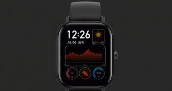 Interfaz del nuevo reloj inteligente de Amazfit. Noticias Xiaomi Adictos