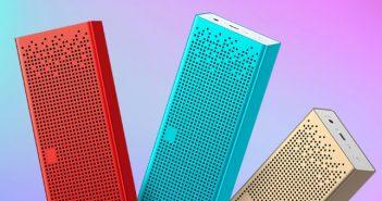 Nuevo Xiaomi Mi Bluetooth Speaker con Bluetooth 5.0 y asistente de voz. Noticias Xiaomi Adictos