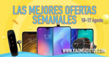 Mejores ofertas semanales Xiaomi. Noticias Xiaomi Adictos
