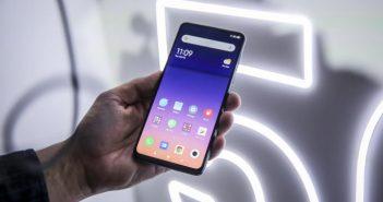 Xiaomi muestra una nueva captura de pantalla de smartphone con 5G. Noticias Xiaomi Adictos