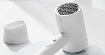 Ya puedes comprar el nuevo secador de pelo de viajes de Xiaomi. Noticias Xiaomi Adictos
