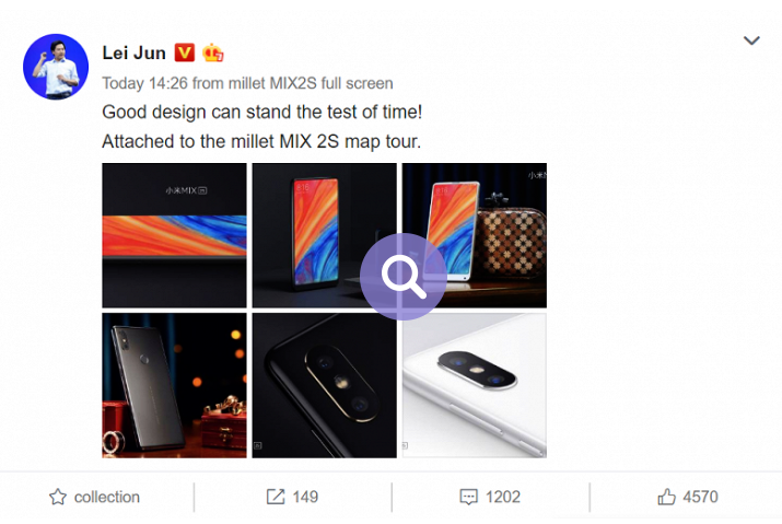 Xiaomi Mi Mix 4 podría abandonar el sistema deslizante del Mi Mix 3. Noticias Xiaomi Adictos