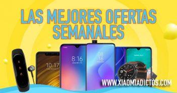 Ofertas semanales xiaomi mi a3, mi 9 y mi 9T Pro al mejor precio. Noticias Xiaomi Adictos
