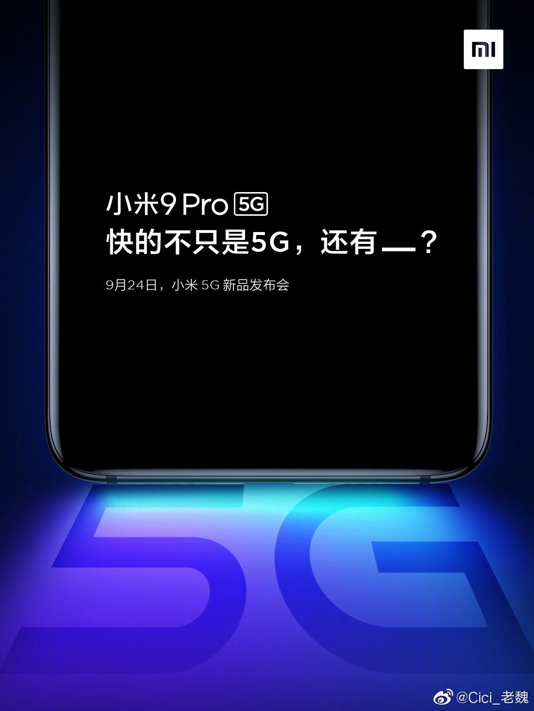 Xiaomi Mi 9 Pro 5G características y especificaciones. Noticias Xiaomi Adictos