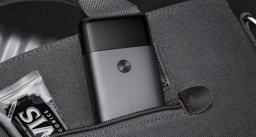 Nueva máquina de afeitar para viajes de Xiaomi Mijia. Noticias Xiaomi Adictos