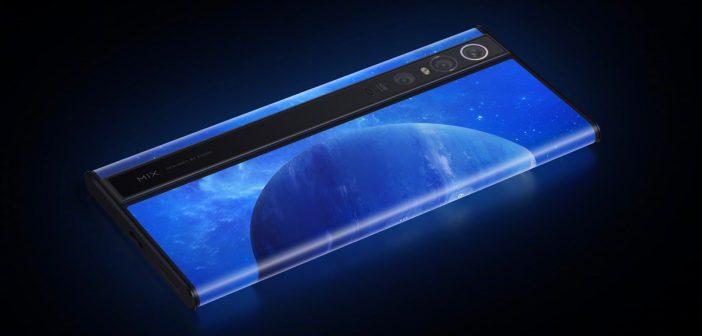 Primer unboxing en vídeo del Xiaomi Mi Mix Alpha. Noticias Xiaomi Adictos