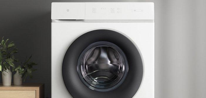 Nueva lavadora de tambor invertido con 10Kg de carga de Mijia. Noticias Xiaomi Adictos