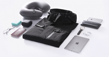 Nueva chaqueta para viaje de Xiaomi ULEEMARK a la venta en Youpin. Noticias Xiaomi Adictos