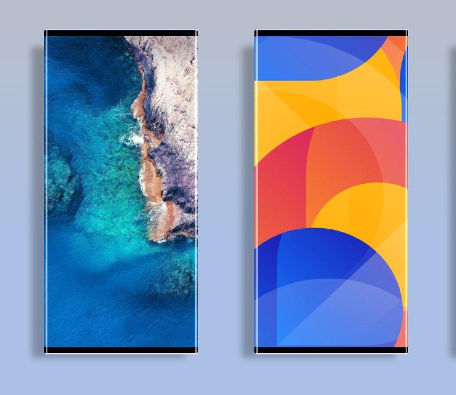 Nuevos renders del diseño del nuevo Xiaomi Mi Mix α Alpha. Noticias Xiaomi Adictos