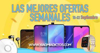 Las mejores ofertas en smartphones y gadgets Xiaomi de esta semana. Noticias Xiaomi Adictos