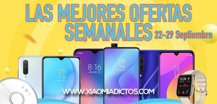 Nuevas ofertas semanales en smartphones y gadgets Xiaomi. Noticias Xiaomi Adictos