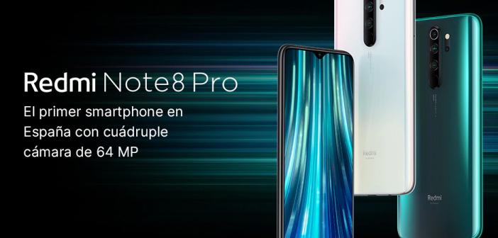 Ya puedes comprar el nuevo Redmi Note 8 Pro en Europa. Noticias Xiaomi Adictos