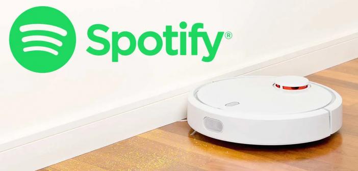 Instalan Spotify en el robot aspirador Mi Robot Vacuum de Xiaomi. Noticias Xiaomi Adictos