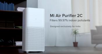 Nuevo purificador de aire Xiaomi Mi Air Purifier 2C aún más económico. Noticias Xiaomi Adictos