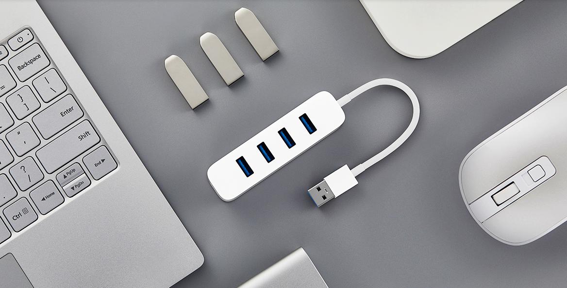 Nuevo HUB USB 3.0 y Tipo C de Xiaomi. Noticias Xiaomi Adictos
