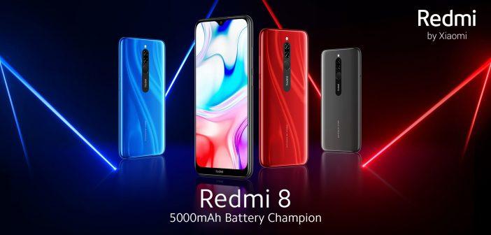 Primeras imágenes del Redmi 8 y su gran batería de 5.000mAh. Noticias Xiaomi Adictos
