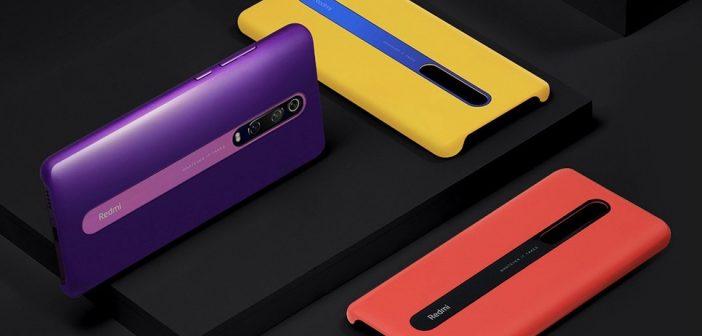 Nuevas fundas protectoras oficiales del Redmi K20 y K20 Pro, Xiaomi Mi 9T y Mi 9T Pro. Noticias Xiaomi Adictos