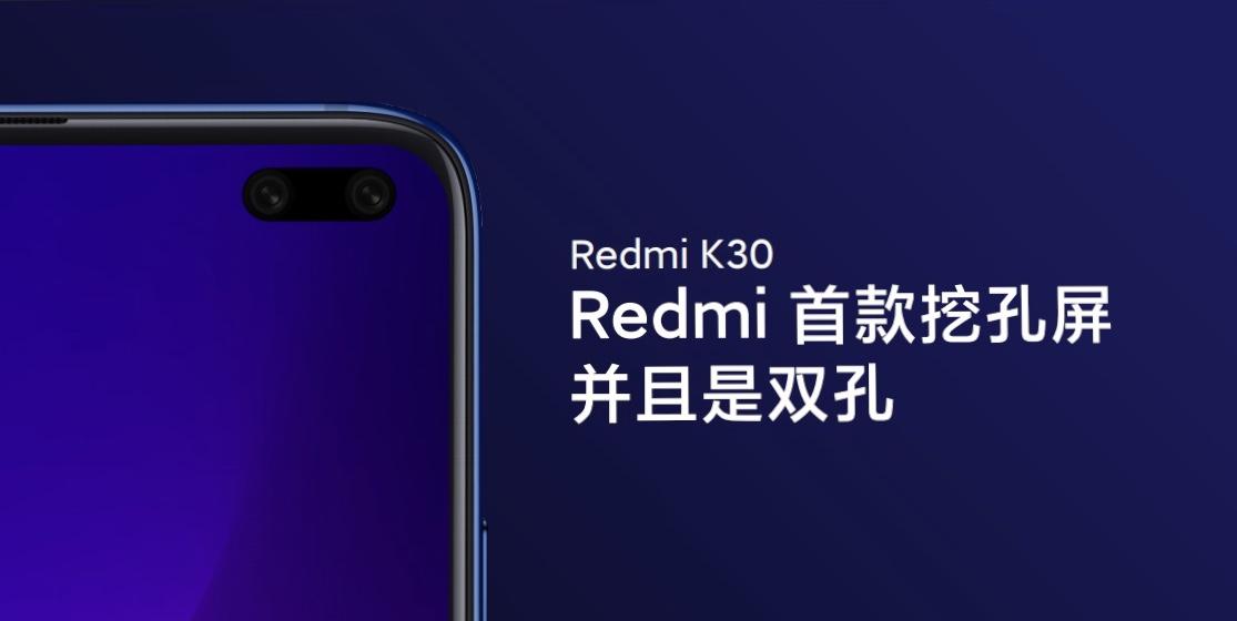 Nuevo Redmi K30 características y especificaciones con cámara dual selfie y 5G. Noticias Xiaomi Adictos