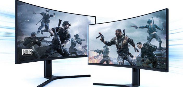 Nuevos monitores gaming de Xiaomi Mi Surface Display. Noticias Xiaomi Adictos