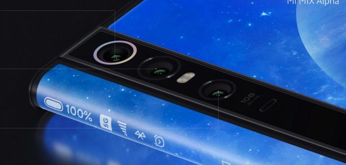 Primeras fotografías tomadas con el Xiaomi Mi Mix Alpha. Noticias Xiaomi Adictos