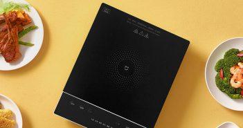 Mijia Induction Cooker C1 características, precio y especificaciones. Noticias Xiaomi Adictos