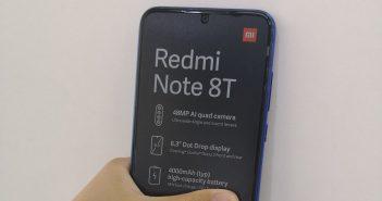 Redmi Note 8T características, especificaciones y precio. Noticias Xiaomi Adictos
