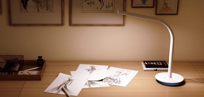 Nueva Xiaomi Mijia Table Lamp 2S, una lámpara de escritorio de Philips. Noticias Xiaomi Adictos