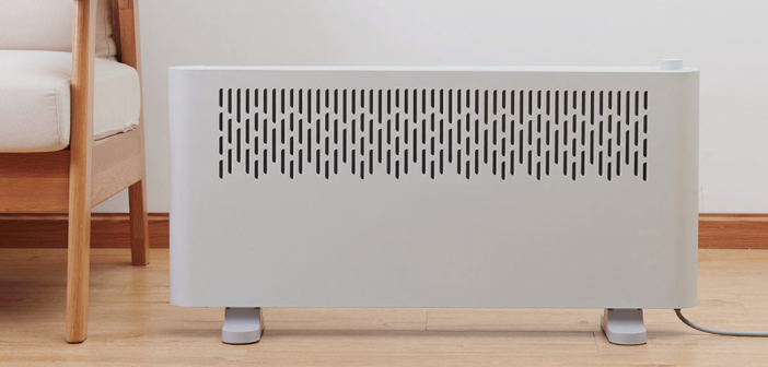 Nuevo radiador calefactor de Xiaomi en Youpin. Noticias Xiaomi Adictos