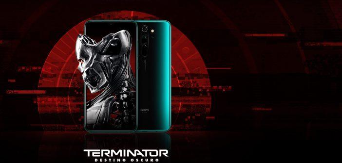 Nueva edición Terminator del Redmi Note 8 Pro. Noticias Xiaomi Adictos