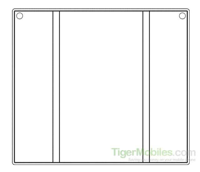 Nueva patente registrada por Xiaomi de su smartphone plegable. Noticias Xiaomi Adictos