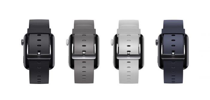 Xiaomi Mi Watch Color contará con correas intercambiables y personalizables. Noticias Xiaomi Adictos