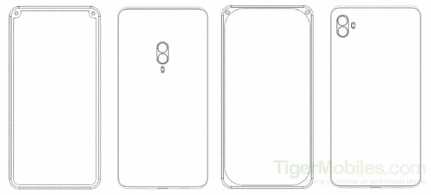 Nueva patente de dual selfie de Xiaomi. Noticias Xiaomi Adictos