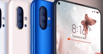 Diseño del Xiaomi Mi Note 10. Noticias Xiaomi Adictos