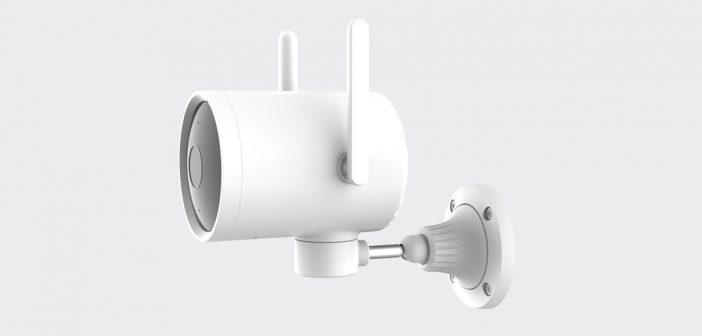 Nueva cámara Xiaobai N1 Smart Outdoor Camera de Xiaomi en Youpin. Noticias Xiaomi Adictos
