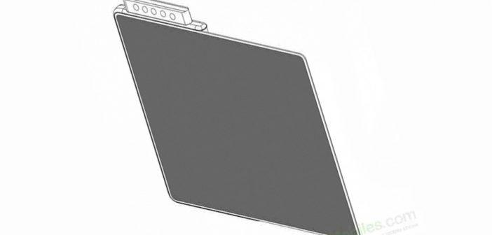 Nueva patente registrada por Xiaomi de smartphone plegable. Noticias Xiaomi Adictos