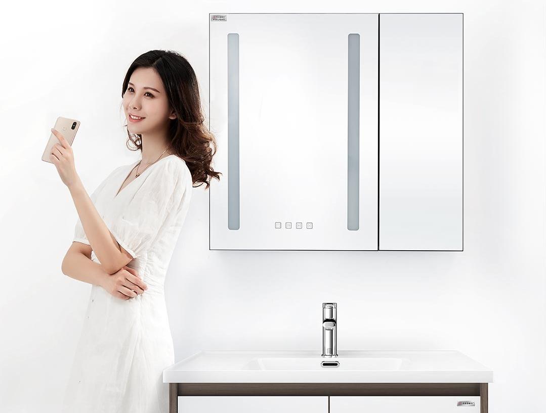 Nuevo espejo de baño inteligehte de Xiaomi, Yeelight. Noticias Xiaomi Adictos