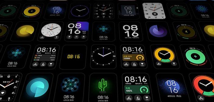 El Xiaomi Mi Watch con nuevas funcionalidades, watchfaces y una mejor integración del ingles