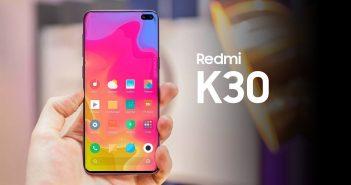 Se filtran nuevas imágenes del Redmi K30 y su pantalla a 120Hz y doble cámara selfie incrustada. Noticias Xiaomi Adictos