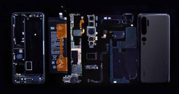 Xiaomi nos muestra el interior del Mi Note 10 en un video teardown. Noticias Xiaomi Adictos