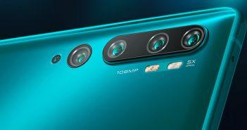 Xiaomi lanzará un nuevo smartphone con mejor cámara que la del Mi Note 10. Noticias Xiaomi Adictos