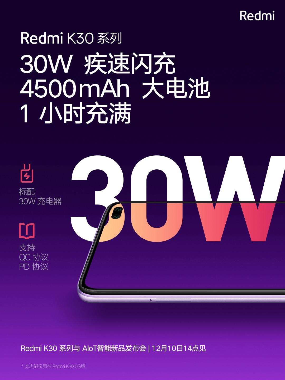 Nuevas características del Redmi K30 y Xiaomi Mi 10T, Snapdragon 765G, batería de 4.500mAh y pantalla de 6.67 pulgadas. Noticias Xiaomi Adictos