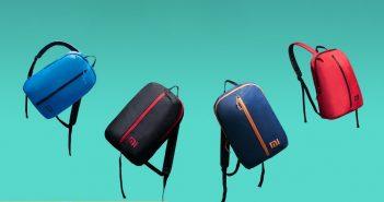Nueva Xiaomi Mi Step Out Backpack, características y precio. Noticias Xiaomi Adictos