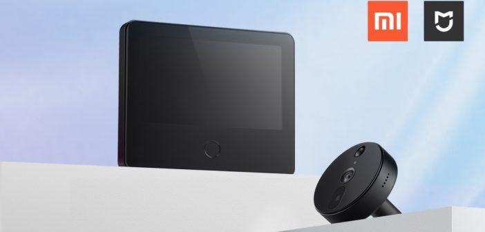 Nueva miriila inteligente Xiaomi Mijia Smart Cat Eye, características y precio. Noticias Xiaomi Adictos