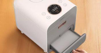 Nueva arrocera inteligente capaz de eliminar el azucar y almidón del arroz. Noticias Xiaomi Adictos