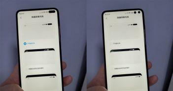 Ocultar cámara perforada, notch Redmi k30 5G. Noticias Xiaomi Adictos