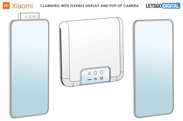 Xiaomi podría estar preparando un nuevo smartphone plegable de tamaño compacto según su última patente registrada. Noticias Xiaomi Adictos