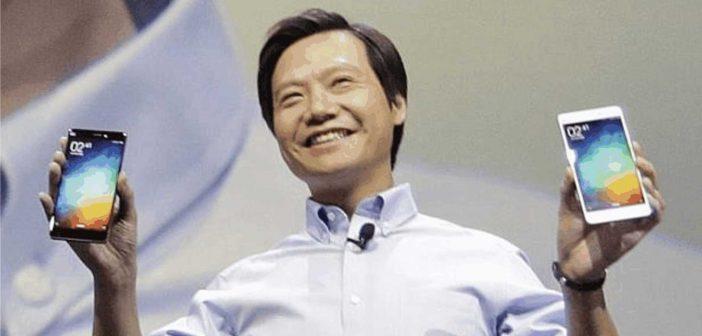 Lei Jun renuncia a su cargo de presidente de Xiaomi tras la gran caída en el número de ventas de smartphones. Noticias Xiaomi Adictos
